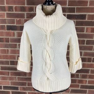 Talbots Sweaters - Talbots petites cowl neck sweater NWT